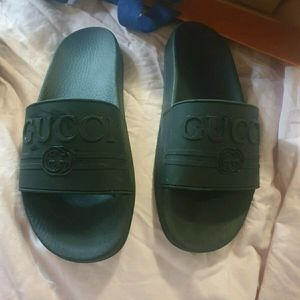 Gucci slides